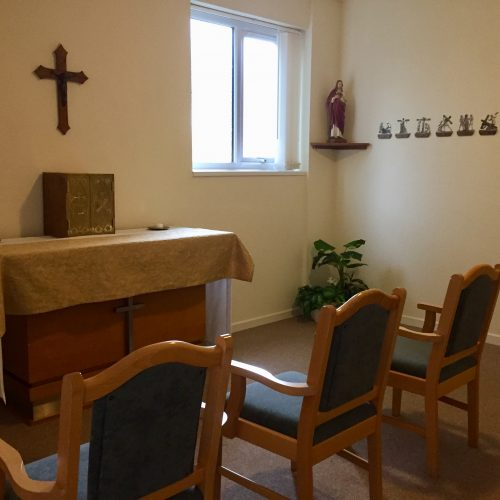 St Mary's Nursing Home Chapel